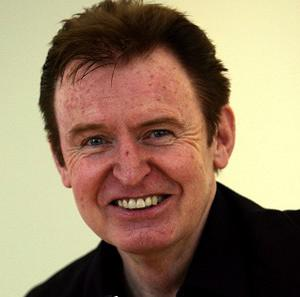 Mike McCartney, brother of former Beatle Sir Paul