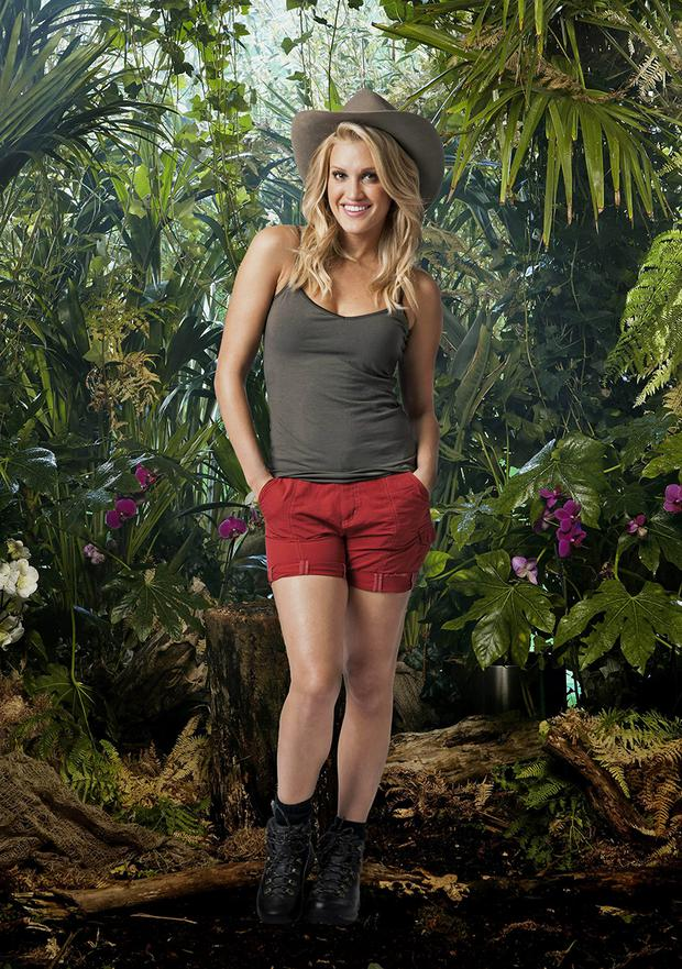 ITV undated handout photo of Ashley Roberts, one of this year's contestants in the ITV1's I'm A Celebrity...Get Me Out Of Here! PRESS ASSOCIATION Photo. Issue date: Wednesday November 7, 2012. See PA story SHOWBIZ Celebrity. Photo credit should read: ITV/PA Wire NOTE TO EDITORS: This handout photo may only be used in for editorial reporting purposes for the contemporaneous illustration of events, things or the people in the image or facts mentioned in the caption. Reuse of the picture may require further permission from the copyright holder.