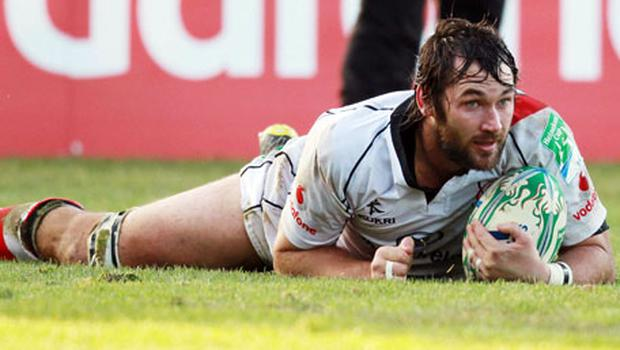 Pedrie Wannenburg hopes the experience of the South African contingent will help create a winning habit in Ulster.