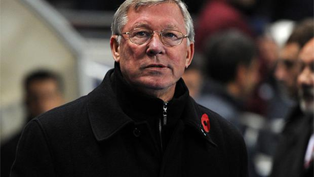 Manchester United boss Alex Ferguson has once again been honoured by his fellow managers. Photo: PA