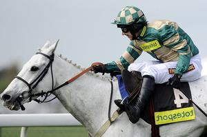 Aintree winner Nacarat Photo: Getty Images