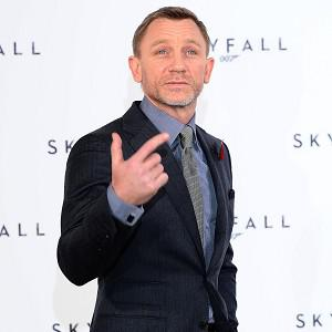 Daniel Craig's 007 will be drinking beer
