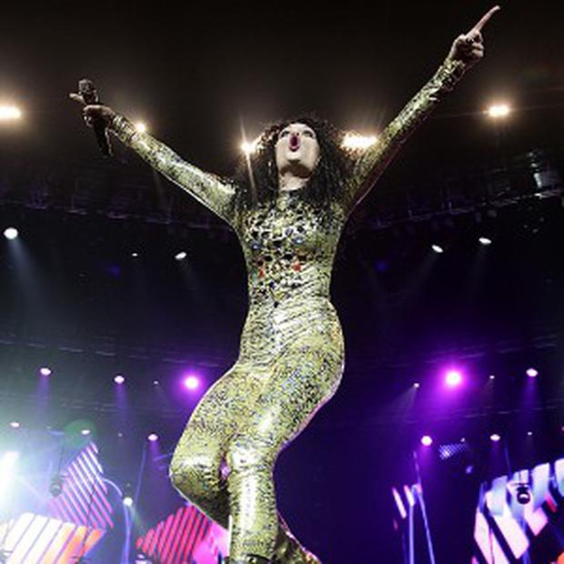 Jessie J will perform at the Sony Awards, on the same billing as Gary Barlow