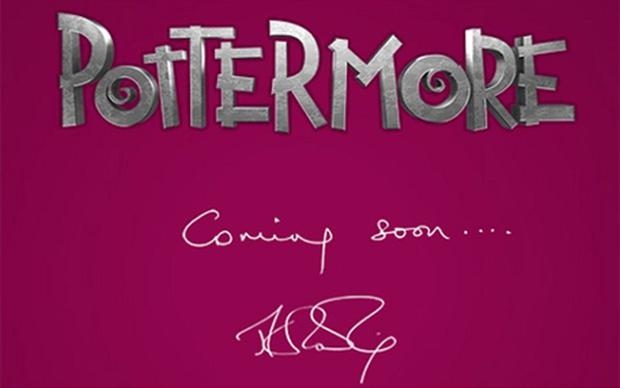 The Pottermore site was supposed to launch in October but has been hit by delays