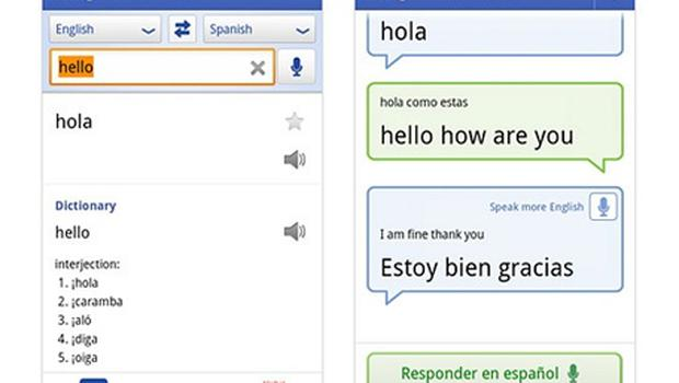 Google's new Translate app allows Android mobiles to translate entire conversations