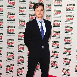 James McAvoy says his latest thriller is not a typically British film