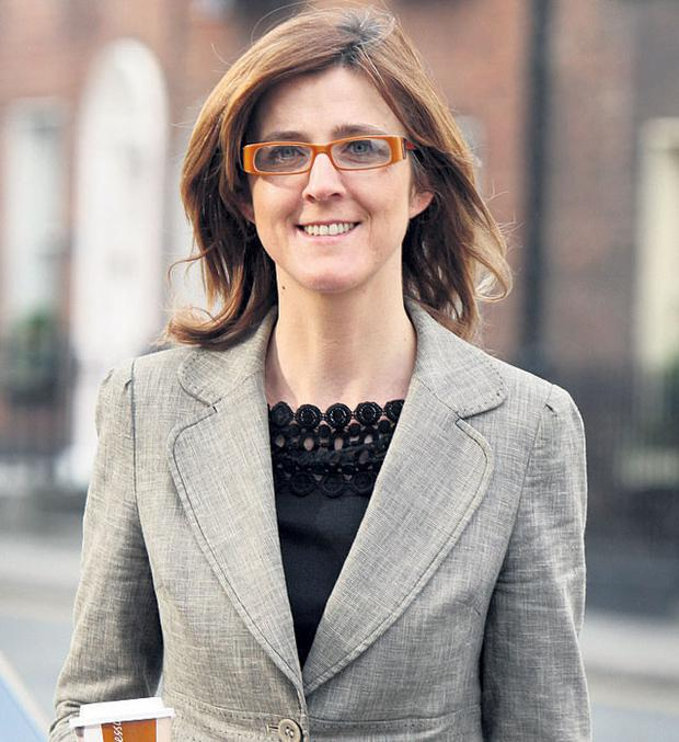 Michelle Mulherin raised eyebrows with her comments in the Dail about 'fornication'