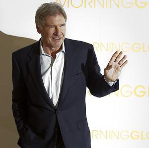 Harrison Ford enjoyed working on a Western again