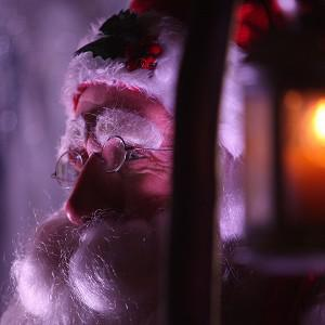 Norad said volunteers answered nearly 102,000 phone calls and more than 7,720 emails asking about Santa's location