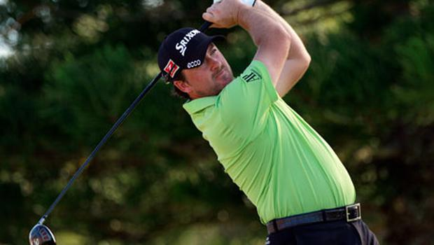 Graeme McDowell is now 4th in the World rankings. Photo: Getty Images