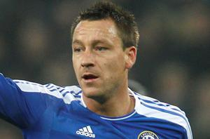 John Terry has denied making the alleged comments to Anton Ferdinand. Photo: Reuters