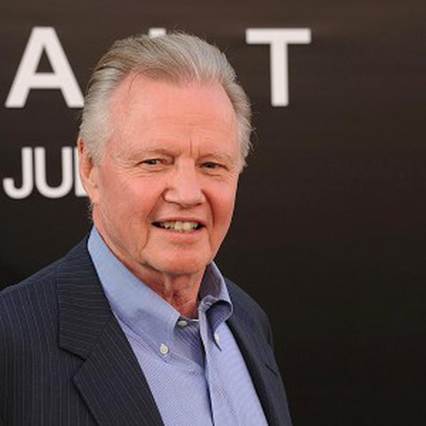 Jon Voight sometimes worries about daughter Angelina Jolie doing daredevil stunts