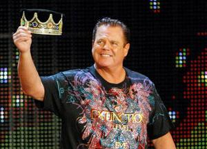 Jerry 'The King' Lawler. Photo: Getty Images