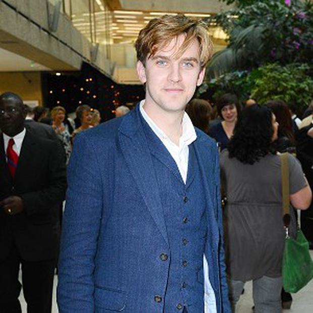 Dan Stevens is best known for his role as Matthew Crawley in Downton Abbey
