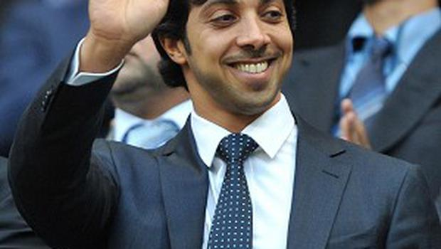 City owner Sheikh Mansour has lavished in excess of £1billion on the club