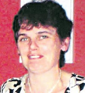 Deirdre McCarthy: laid to rest yesterday