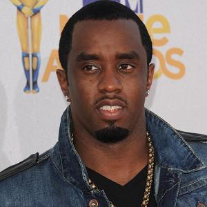Sean 'P Diddy' Combs