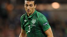 STEPHEN KELLY has admitted there was nothing any player could say to lift the spirits of Kevin Foley after he was dumped from Ireland's Euro 2012 squad on Tuesday. Photo: Sportsfile