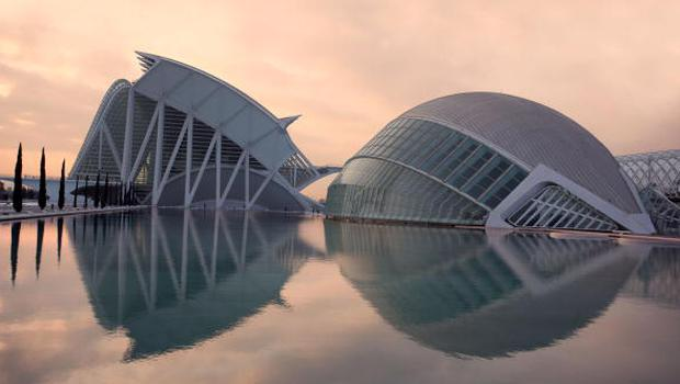 Museum of Sciences Principe Felipe, City of Arts and Sciences, Valencia. Photo by Manuel Cohen/Getty Images