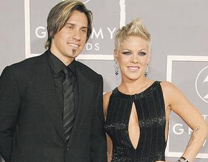 Pink said lack of quality time together was to blame for her split with hubbie Carey Hart