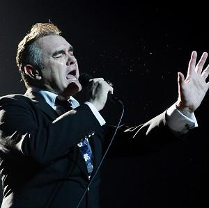 Singer Morrissey does not welcome David Cameron's backing