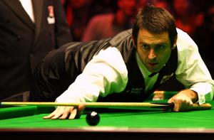 Ronnie O'Sullivan through to third round of the Masters Photo: Getty Images