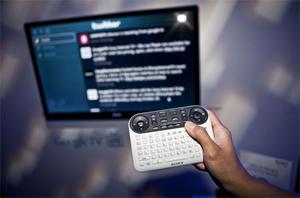 Some US networks have blocked their content from the Google TV service, in what is widely viewed by industry insiders as an attempt to assert their authority and protect existing business models. Photo: Bloomberg News
