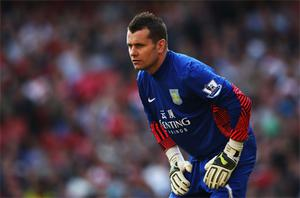 Shay Given would stay loyal to Aston Villa should they be relegated