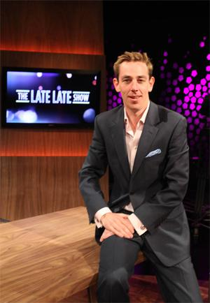 Ryan Tubridy is believed to be RTE's highest paid presenter. Photo: Collins