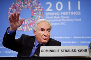 IMF managing director Dominique Strauss-Kahn. Photo: Getty Images