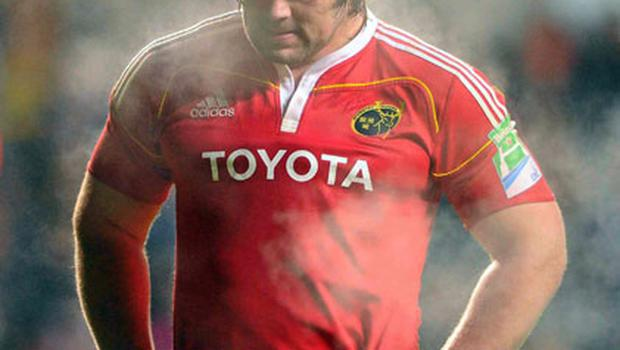 Tony Buckley has left Munster for Sale in a bid to 'improve as a player'
