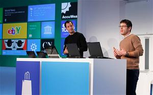 Windows 8 will include an App Store, but no DVD support without an upgrade