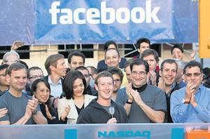 Facebook float: Subsequent share plunge raises doubts about the validity of the business model