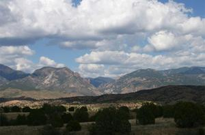 The Gila National Forest, New Mexico