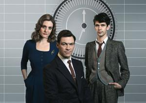 New BBC Drama 'The Hour'. Photo: