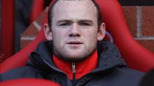 Option: Wayne Rooney could buy out the final year of his Manchester United deal next summer. Photo: Getty Images