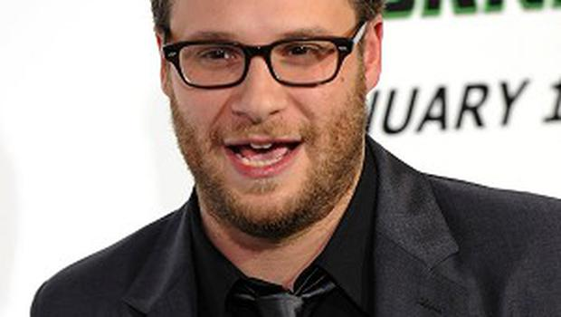 Seth Rogen's film The Green Hornet is topping the US box office