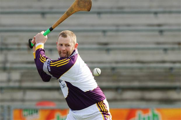 Damien Fitzhenry has been a key man for Wexford for the past 17 seasons