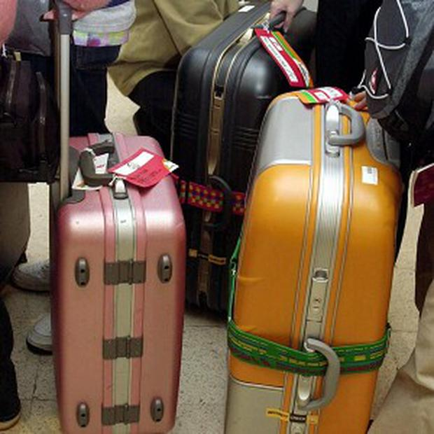 Extra staff were drafted in to move passengers' luggage manually while engineers sought to restore power
