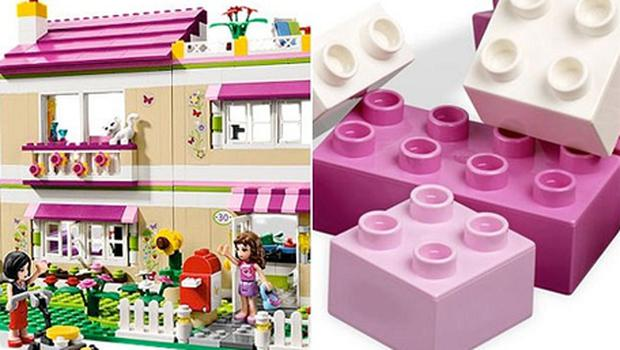 The latest range, known as the Olivia's House Lego set has been named as one of the best new toys of the year by the British Toy and Hobby Association. Photo: Lego