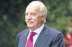 Dermot Desmond, Financier - €1.5bn down €100m
