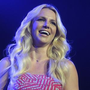 Britney Spears was a guest presenter at the Wango Tango festival