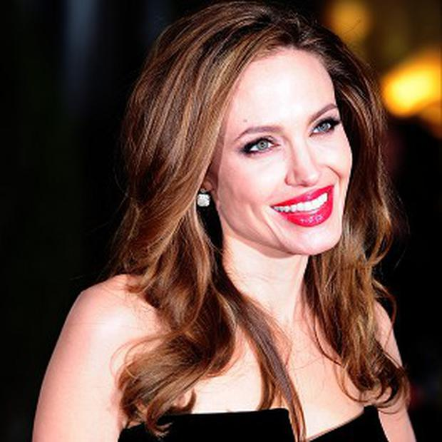 Angelina Jolie will play the title role in Maleficent