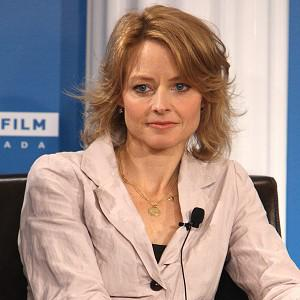 Jodie Foster recently starred in The Beaver alongside Mel Gibson