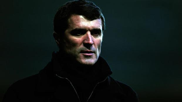 Roy Keane. Photo: Getty Images