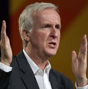 James Cameron is aiming to dive to the bottom of Challenger Deep in the Mariana Trench in the Pacific Ocean. (AP/Julie Jacobson)