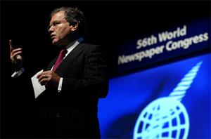 WPP chief executive Martin Sorrell.