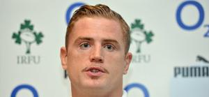 15 November 2012; Ireland captain Jamie Heaslip during a press conference ahead of their side's Autumn International match against Fiji on Saturday. Ireland Rugby Squad Press Conference, Savoy Hotel, Limerick. Picture credit: Diarmuid Greene / SPORTSFILE