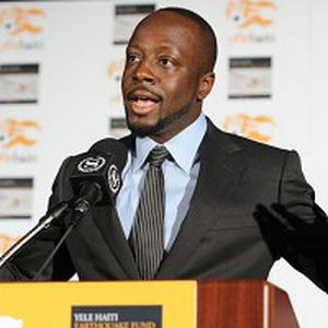 Wyclef Jean has called for action in Haiti