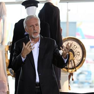 James Cameron likes making films which feature strong women